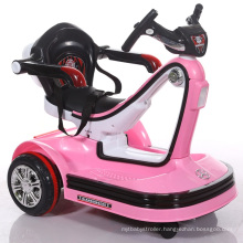 Fashionable Kids Electric Car with Early Childhood Education on Sale