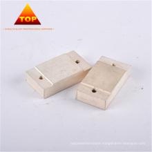 Powder Metallury AgW Silver Tungsten Alloy Electrodes