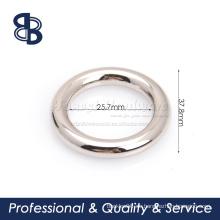 Zink-Tasche Ring