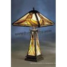 Главная Украшение Tiffany лампа Настольная лампа T60193