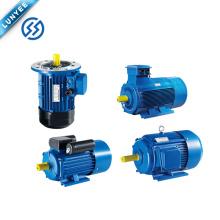 Motor eléctrico trifásico y monofásico de 1hp