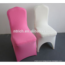 Universal spandex chair cover for wedding