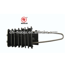 Anchoriing clamp for ABC cable