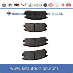 Great Wall Auto Spare Parts Rear Brake Pads 3502120-K00