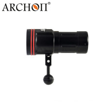 Équipement de plongée 50watts Four Light Dive Video Torch W42V