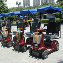 Scooter de golf eléctrico certificado CE para personas mayores (DL24500-2)