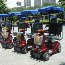 CE Certificate Electric Golf Scooter for Elderly (DL24500-2)