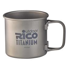 Titanium Single Wall Mug 350ml