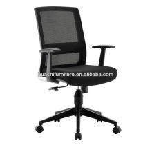 X1-01BE-MF cheap executive chair with PP armrest