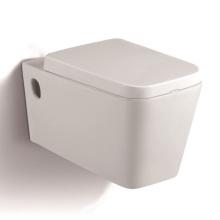 WC de cerâmica montado em parede 2608e