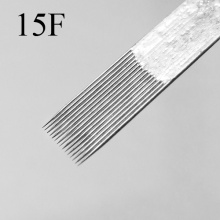 Excellent quality for Flat Manual Tattoo Needle Disposable Flat Shader Tattoo Needles export to New Caledonia Manufacturers