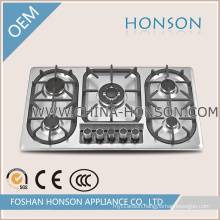 Household Appliance Blue Flame Gas Stove Gas Hob Gas Cooktop