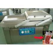 Snack foods frozen chicken sausage vacuum packing machine