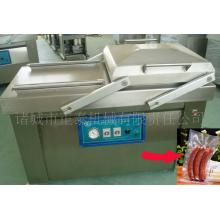 Snack foods frozen chicken sausage vacuum packing machine