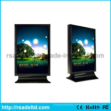 Vertical Stand Multi Image Picture Changing Light Box