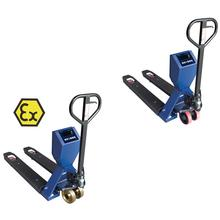 Heavy Duty Weighing Hand Lift Pallet Truck Scale