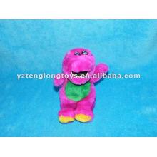 Симпатичные и симпатичные мягкие плюшевые игрушки динозавров