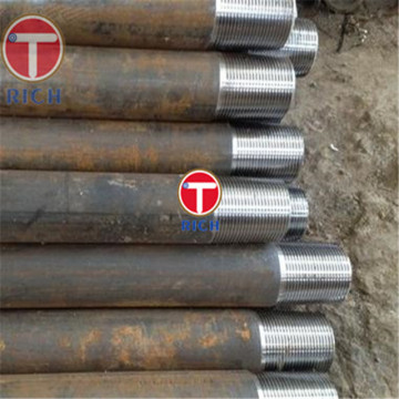 Thread Types Coupling HQ NQ BQ API Steel Grade G105 S135 Water Well Drill Pipe