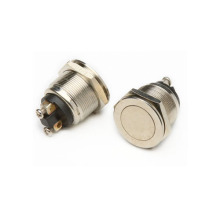 PBS-28B-2 small led light momentary push button switch