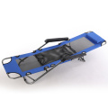 Outdoor folding lounge metal chair portable picnic camping chair