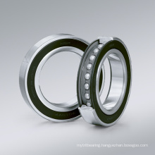 B / AC / C Type Single Row Angular Contact Ball Bearings
