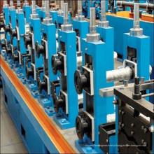 Tubulação soldada rolo formando perfil de máquinas