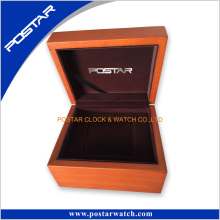 Customized Natural Solid Wood Watch Packaging Display Box Gift Box