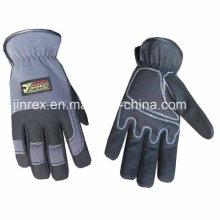 Konstruktion, die mechanische Sicherheits-Hand schützt, schützen vollen Finger-Gel-Polsterungs-Handschuh