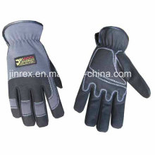 Construction Working Mechanical Safety Hand Protect Full Finger Gel Padding Glove