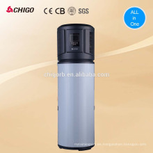 CHIGO China Supplier Long Service Life Factory Price Alta calidad All in One Air Source Bomba de calor aire-agua