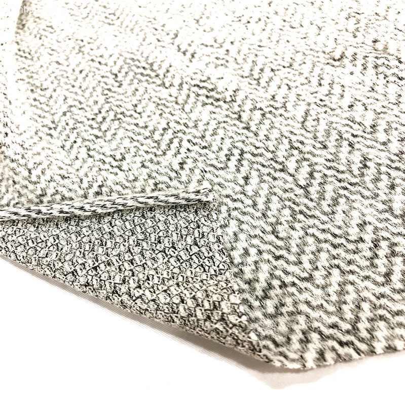 Herringbone Terry Brushed Fabric
