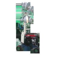 Construcción diesel generador de torre de luz general