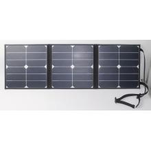 40W High Conversion Factory Wholesale Price Polding Portable Sunpower Panneau solaire