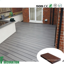 Building Materials Co-Extrusion Waterproof WPC Wood Plastic Composite Outdoor Decking