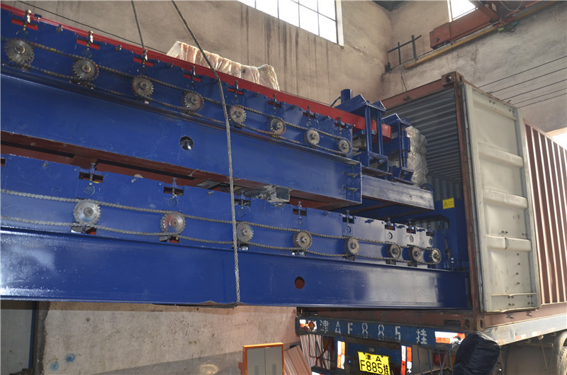 PLC Control Rack Roll Forming Machine