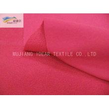 Tafetá de nylon ligada poli velo macio tecido Shell de membrana com TPU