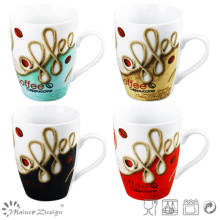 New Design New Bone China Mug
