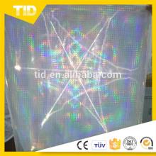Folha reflexiva do PVC para caixas de jóia