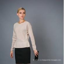 Женская мода кашемировый свитер 17brpv010