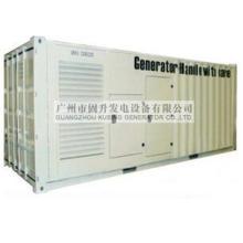 Kusing Ck316000 50Hz generador de refrigeración por agua de diesel