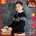 2017 hot selling international primary school uniform design