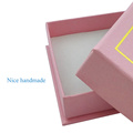 Pink Fashion Earring Luxury Packaging Box
