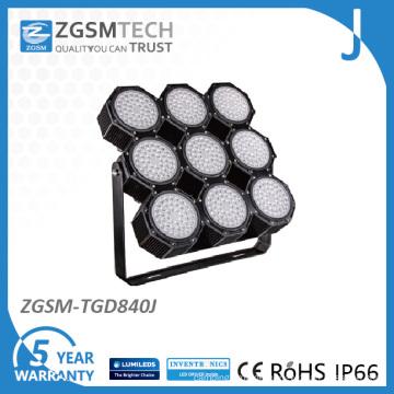 IP66 840W LED Sport Lichter mit 94080lm Ausgang
