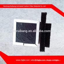 liefern Sie Wabentyp PPI PU Schwamm Klimaanlage Filter Kohlefilter
