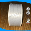 PE film and hot melt adhensive silver heat transfer reflective strip