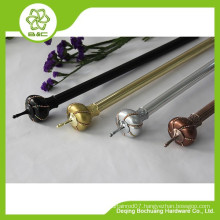 Hot-Selling High Quality Low Price iron curtain rod double bracket