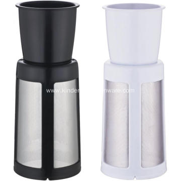 1.5L plastic jar white juicer blender