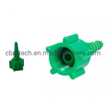 Christmas Tree Adapters for Oxygen Device Swivel