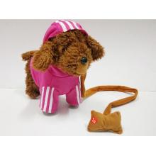 Accionados a pilas perro de peluche de juguete de animales de compañía (h7955031)