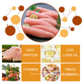 Nature Dog Food Chicken Breast Wrapped Cod Fish Roll
